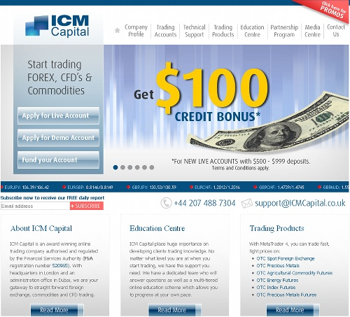 ICM Capital