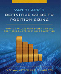 Definitive Guide to Position Sizing by Van K. Tharp