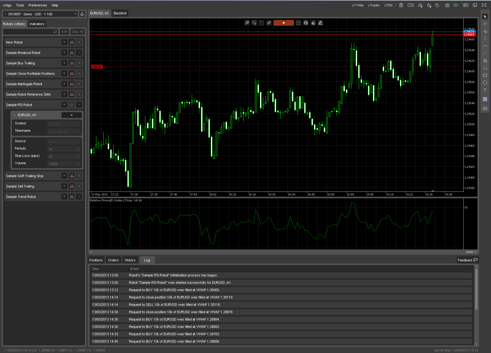 FXPro Customers Note: They currently halt trading for 5 minutes each night at midnight (Cyprus Time), as this is the time that the daily trading .