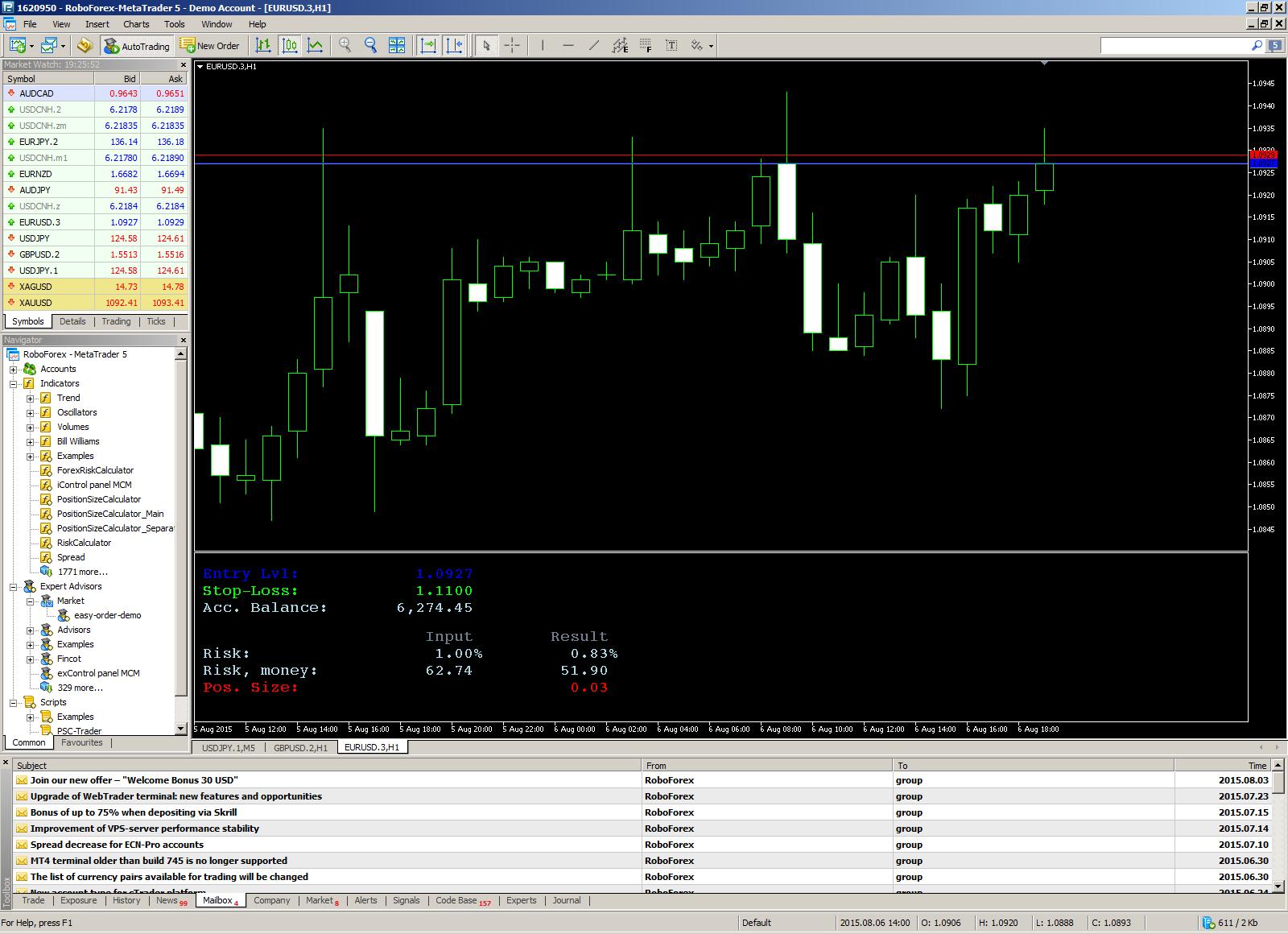 5 platform forex trading teratas