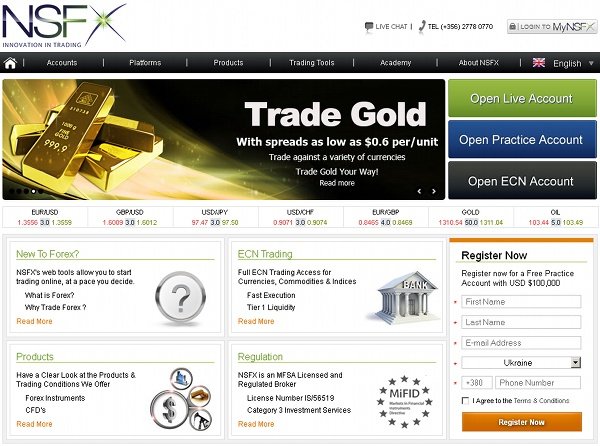 Earnforex xemarkets