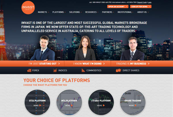 Invast Financial Services