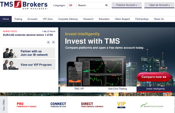 New forex brokers 2013