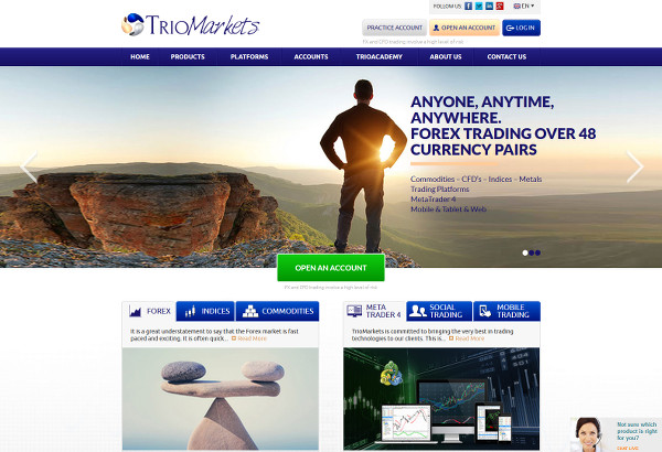 Thinkforex webtrader