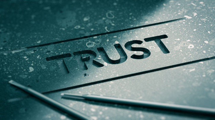 Trust is critical in Forex trading