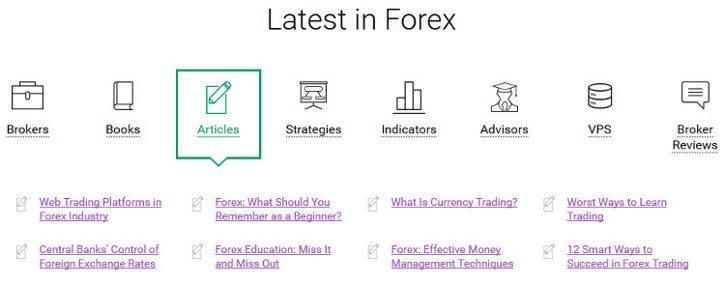 Main Page - Latest in Forex