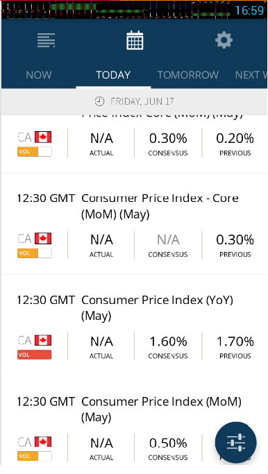 FXStreet Android App