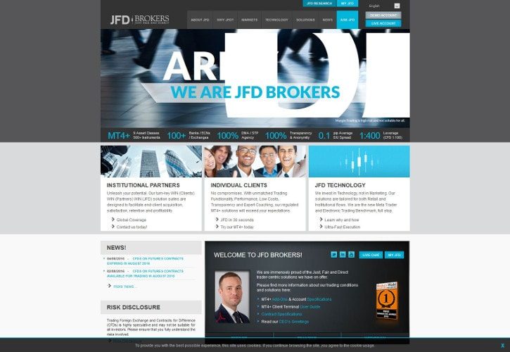 Jfd forex review