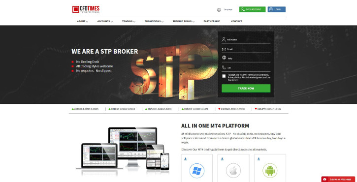 Offshore forex trading account