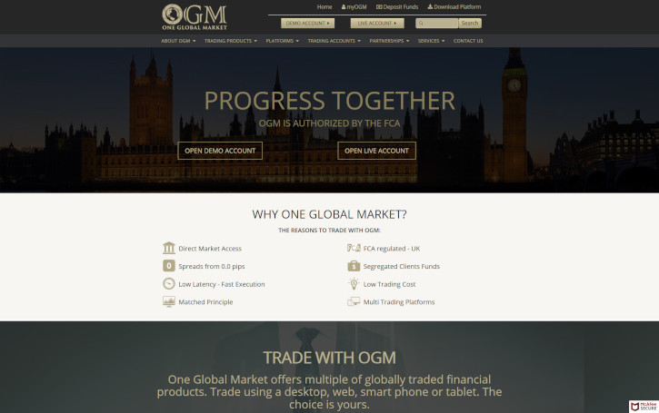 One Global Market