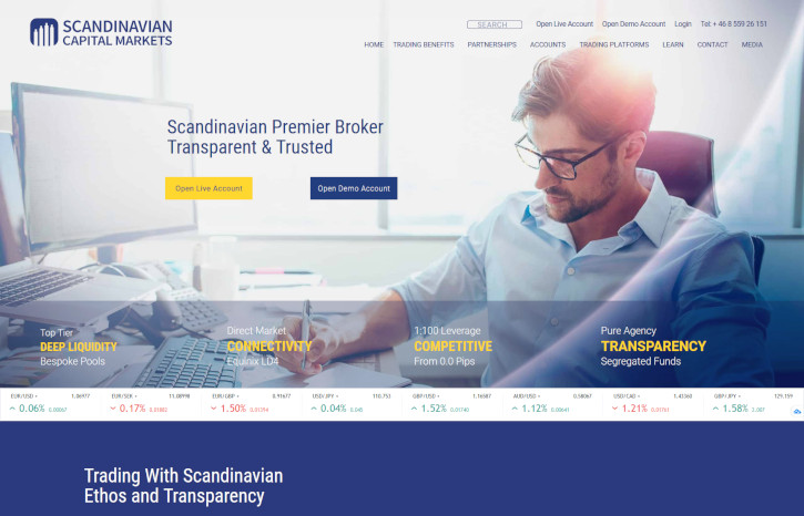 Scandinavian Capital Markets